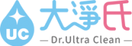 大淨氏 Dr. UltraClean Logo